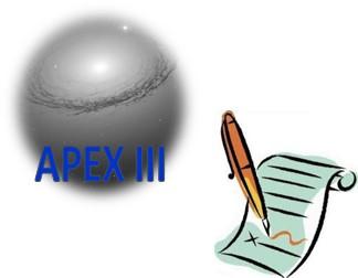 APEX III - Septembre 2011