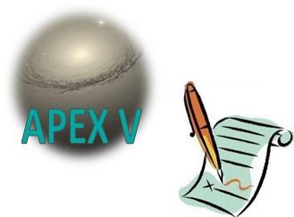 APEX V - Septembre 2013