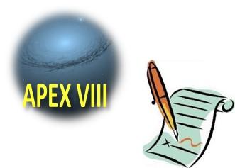 APEX VIII - Octobre 2016